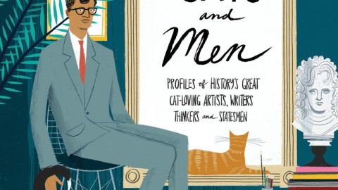 Of Cats and Men: un libro illustrato sui più famosi amanti dei gatti – Frizzifrizzi.it