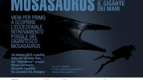 Mosasaurus: in mostra il gigante dei mari – Pikaia