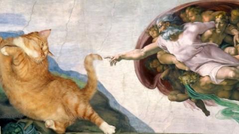 C'è un gatto nel capolavoro: l'arte fa miao – La Repubblica