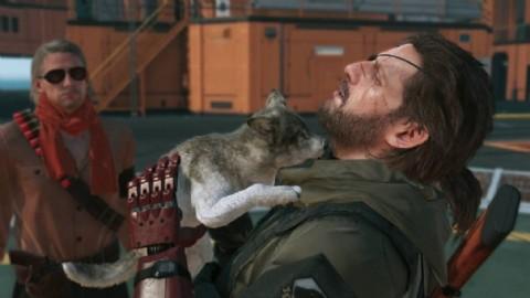 D-Dog MGSV Chop GTA V e Dogmeat Fallout 4 in lotta per il Cane … – Spaziogames.it