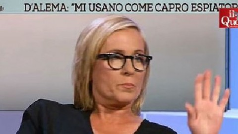 """L'attacco politico della Meli (Corriere) a D'Alema: """"Porta il cane fuori … – Il Fatto Quotidiano"""