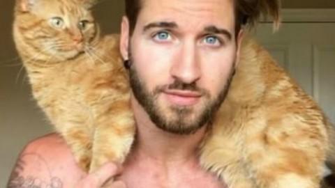 Tenersi in forma col gatto: così il video del modello canadese … – Il Fatto Quotidiano