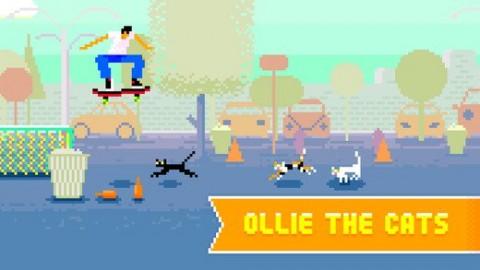 Ollie Cats, l'endless retrò in cui schivare gatti o diventare un gatto – Macity (Blog)