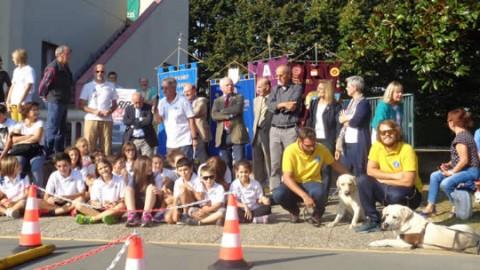 Merate: con la Rotellistica la dimostrazione dei cani guida – MerateOnline