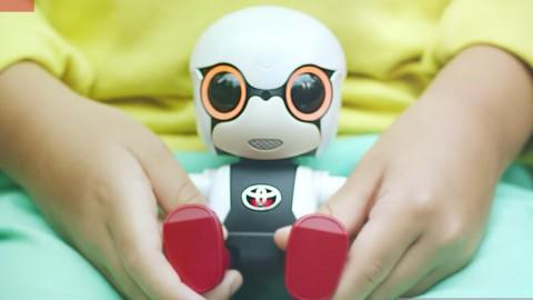 Kirobo Mini è un robot, ma è l'animale domestico perfetto – Dailybest