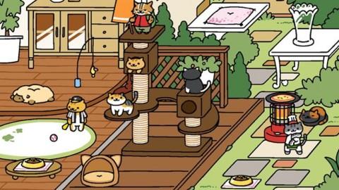 Neko Atsume: il gioco per collezionare gattini virtuali diventa un film – MondoFox