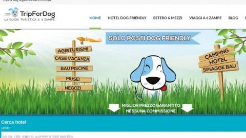 TripForDog, il motore di ricerca per luoghi Pet Friendly – TeknoKultura (Blog)