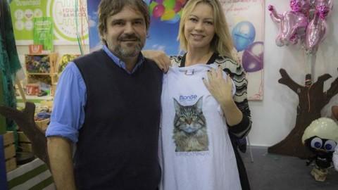 Anna Falchi al SuperCat Show, è il gatto che ti sceglie – redazione (Comunicati Stampa)