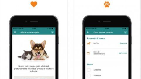 """La Regione Lombardia lancia l'app """"Zampa a zampa"""" per l'adozione … – iPhoneItalia – Il blog italiano sull'Apple iPhone"""