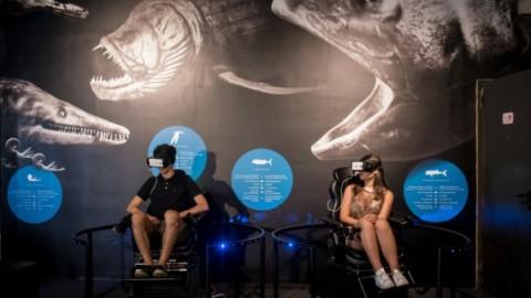 Il mare al tempo dei dinosauri – Focus