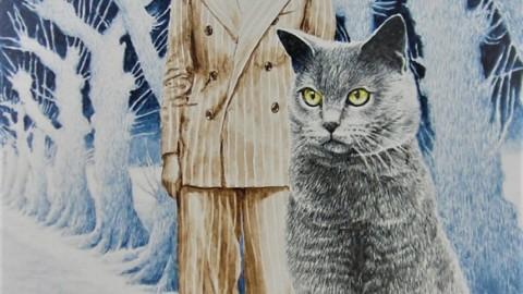"""Mostra """"I gatti dei Famosi"""" – Cuneodice.it"""