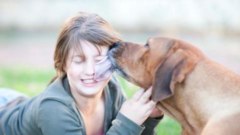 Farsi baciare sulla bocca dal cane può essere letale, ecco perchè – Impronta Unika