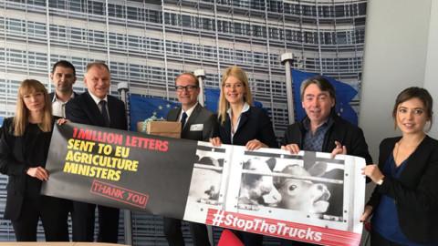 #STOPTHETRUCKS – Il trasporto degli animali di nuovo sull?agenda della Commissione UE