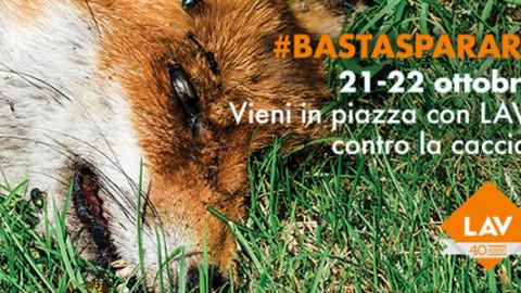 """""""Troppo violenta"""" Milano censura campagna caccia. Sindaco Sala stia con noi!"""