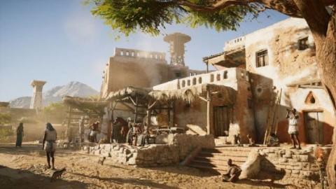 Assassin's Creed Origins – Il culto dei gatti nell'Antico Egitto – Spaziogames.it