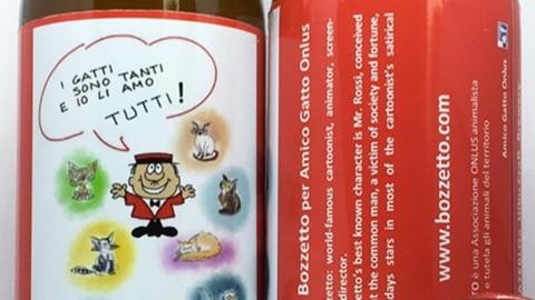 Burago, la birra artigianale con l'etichetta di Bozzetto per aiutare i gatti – Il Cittadino di Monza e Brianza