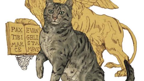 Ninni e gli altri gatti veneziani protagonisti della storia della … – Il Gazzettino