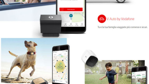 V by Vodafone, ecosistema IoT di prodotti connessi – PianetaCellulare.it