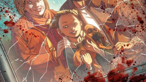 Animosity, il nuovo fumetto AfterShock – Lega Nerd (Comunicati Stampa) (Blog)