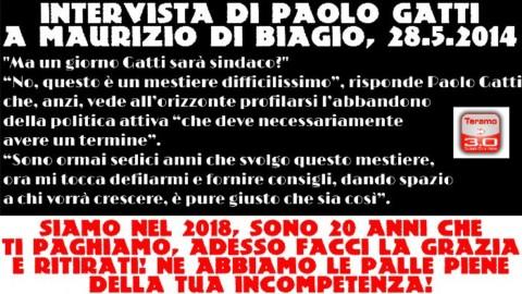 INCULATI: la fine politica di Paolo Gatti, Tommaso Ginoble e Paolo … – Il Fatto Teramano (Blog)