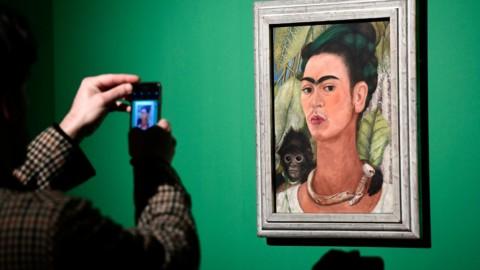 Scimmie, cani, gatti, vermi e uccelli: gli animali di Frida Kahlo in … – Il Sole 24 Ore
