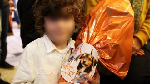 LAV e Fondazione Luchetta per una Pasqua solidale con i bambini e gli animali