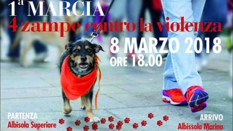 Albisola Superiore: marcia a quattro Zampe contro la Violenza – SavonaNews.it