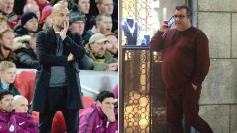 """Guardiola: """"Raiola rispetti i cani… E perché mi propose Pogba?"""" – La Gazzetta dello Sport"""
