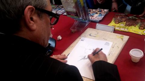 Da Tex Willer a Occhi di gatto: l'universo a fumetti del Romics – Rai News