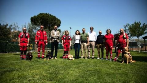 Le unità cinofile delle Croce Rossa potranno addestrarsi al Parco … – gonews