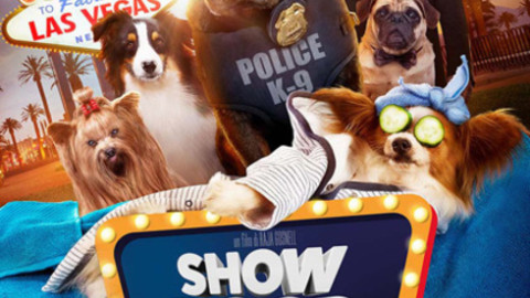 Giampaolo Morelli, io cane poliziotto per Show dogs – ANSA.it