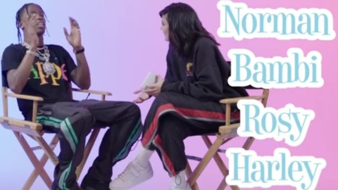 Kylie Jenner chiede a Travis Scott il nome dei loro (4) cani. Lui ne … – Vanity Fair.it