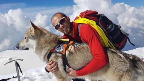 Andrea e il cane alpinista: «Insieme a 4 mila metri, con lui mi sento … – Corriere della Sera