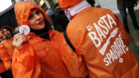#BASTASPARARE: sabato scendiamo in piazza a Firenze per dire NO alla caccia!