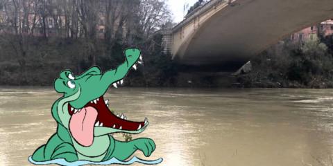 Sgranocchio, la leggenda del coccodrillo di Roma – Web (Comunicati Stampa) (Blog)